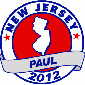 New Jersey Ron Paul Photo Cut Out