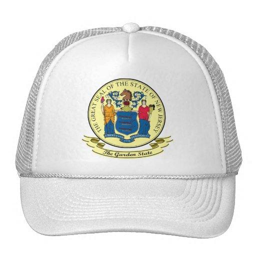 New Jersey Seal Trucker Hat