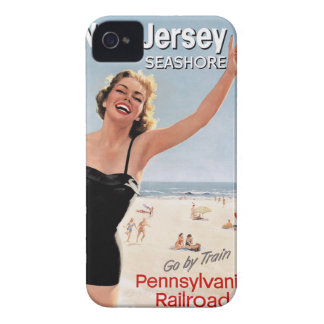 New Jersey Seashore iPhone 4 Case