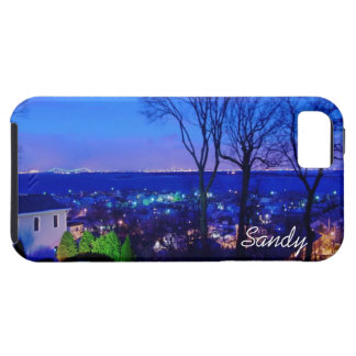 New Jersey Shore View to NY iPhone 5 Case