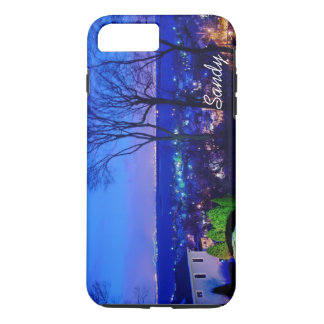 New Jersey Shore View to NY iPhone 7 Plus Case