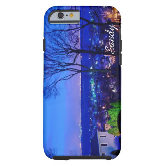 New Jersey Shore View to NY Tough iPhone 6 Case