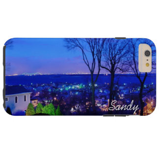 New Jersey Shore View to NY Tough iPhone 6 Plus Case