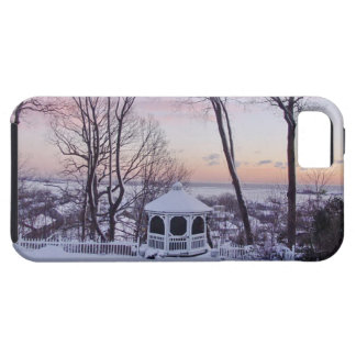 New Jersey Shore Winter impressions iPhone 5 Cases