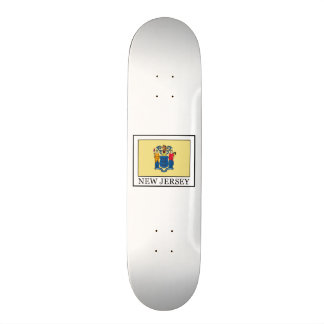 New Jersey Skateboard Deck