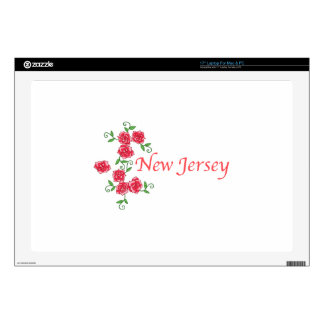 NEW JERSEY DECALS FOR LAPTOPS