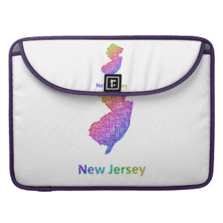 New Jersey Sleeve For MacBook Pro