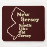 New Jersey Smells Like Old Jersey Mousepads