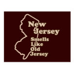 New Jersey Smells Like Old Jersey Post Cards