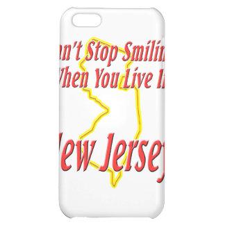 New Jersey - sonriendo