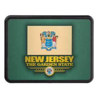 New Jersey (SP) Trailer Hitch Cover