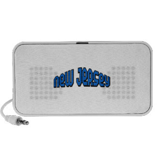 New Jersey Notebook Speaker
