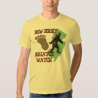 New Jersey Squatch Watch T-shirt