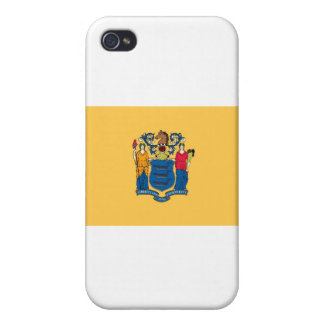 New Jersey State Flag Case For iPhone 4