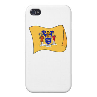 New Jersey State Flag Covers For iPhone 4