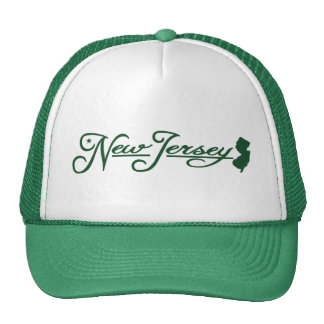 New Jersey (State of Mine) Trucker Hat