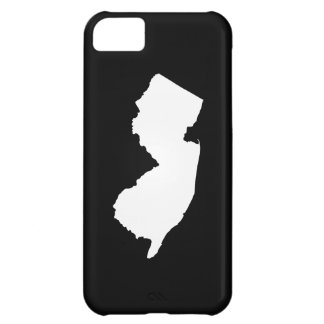 New Jersey State Outline Case For iPhone 5C