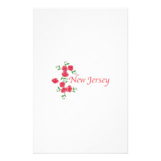 NEW JERSEY PERSONALIZED STATIONERY