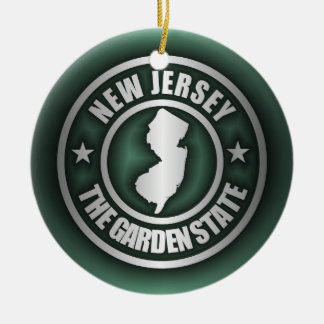 """New Jersey Steel 2"" Ornaments"