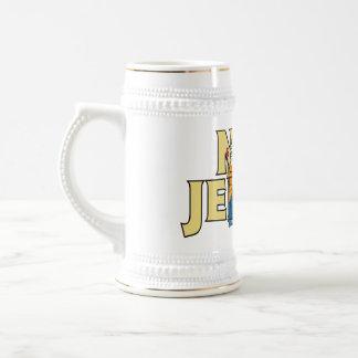New Jersey Stein Mug