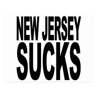 New Jersey Sucks Postcard