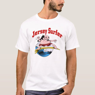 New Jersey Surfer T-Shirt