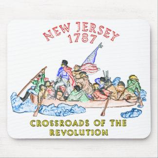 New Jersey Alfombrillas De Ratón