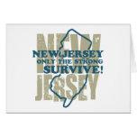 New Jersey Tarjetón