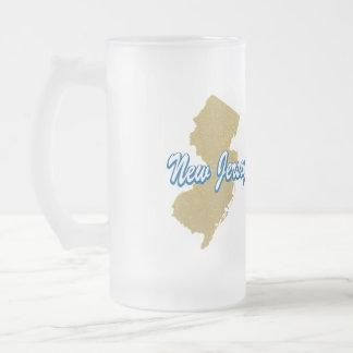 New Jersey Taza De Café