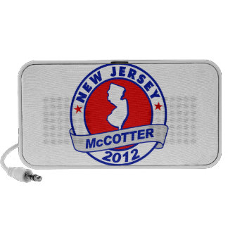 New Jersey Thad McCotter Mp3 Speaker