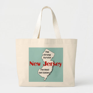 New Jersey: the strong survive, the rest get eaten Bag