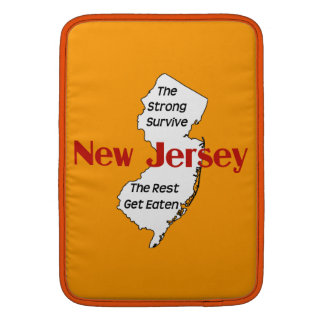 New Jersey: the strong survive; the rest get eaten MacBook Air Sleeve