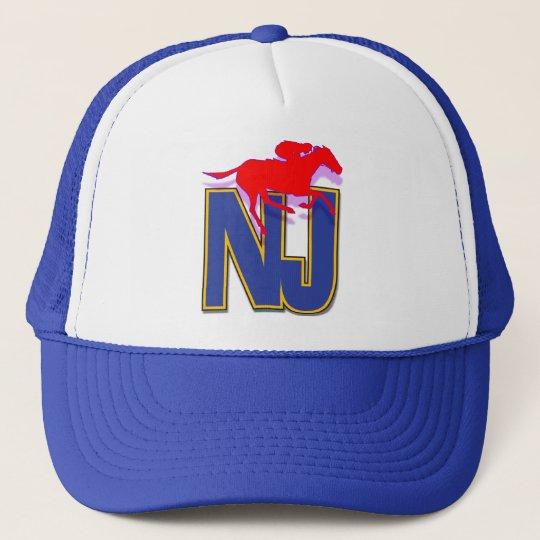 New Jersey thoroughbred zip cap