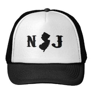 """""""NEW JERSEY TODO EL DÍA"""" NJ GORRO DE CAMIONERO"""