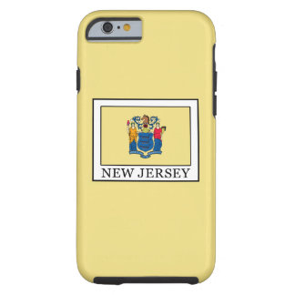 New Jersey Tough iPhone 6 Case