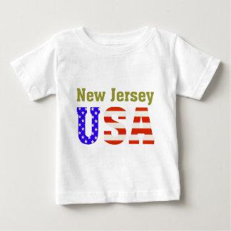 New Jersey USA! Baby T-Shirt