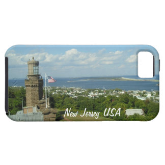 New Jersey USA iPhone SE/5/5s Case