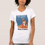 New Jersey vara el puerto de piedra del ~ Camiseta