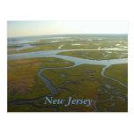 New Jersey Wetlands Postcard