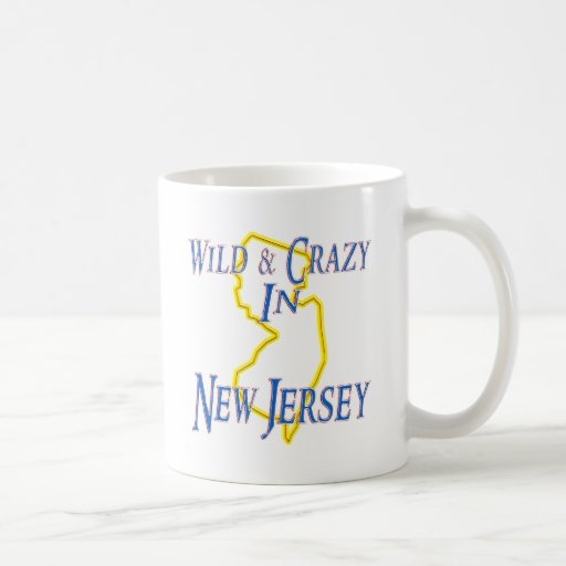 New Jersey - Wild and Crazy Coffee Mug