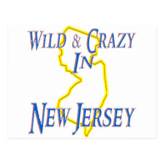 New Jersey - Wild and Crazy Postcard