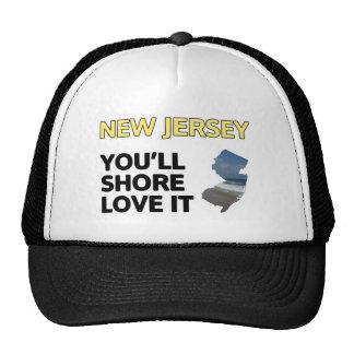 New Jersey: You'll shore love it Trucker Hat