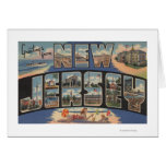 New JerseyLarge Letter ScenesNew Jersey Greeting Cards