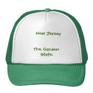 New JerseyThe Garden State Trucker Hat