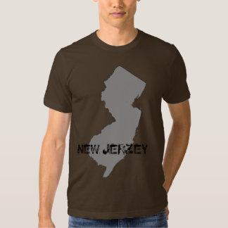 NEW JERZEY - Customized T-Shirt