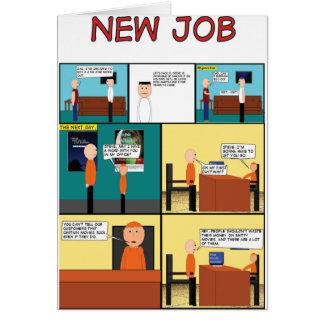New Job Card