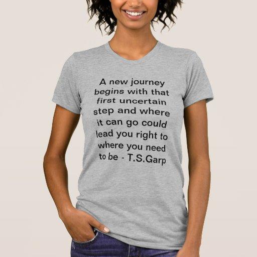 New Journey Shirts