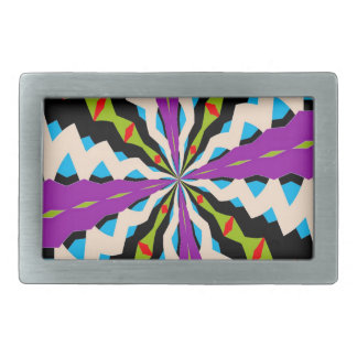 New Kaleidoscope Belt Buckle