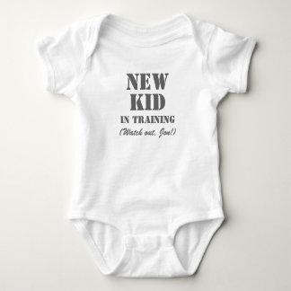 New Kid in Training Jon - Kids T-shirt