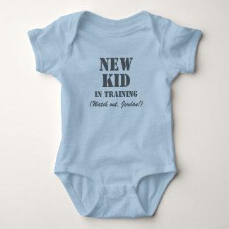 New Kid in Training Jordan - Kids T-shirt